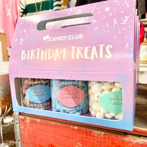 Candy Club Birthday Treat Set