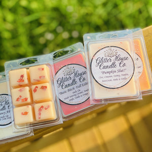 Glitter House Candles Wax Melts