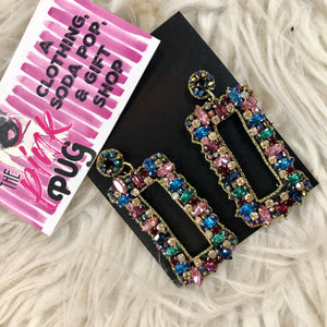 Living Like Royalty Earrings