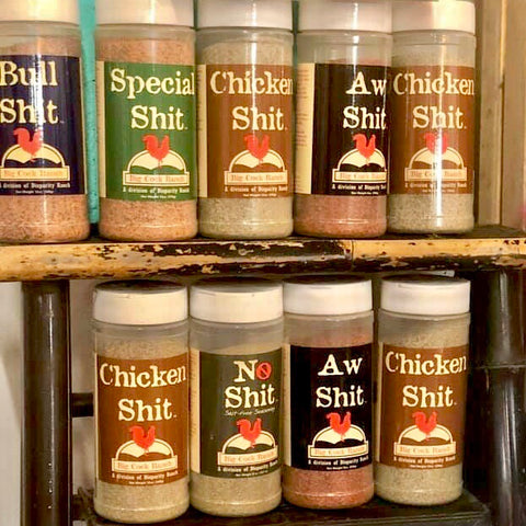 Chicken Sh*t Seasonings