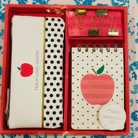 Teacher Stationary Set