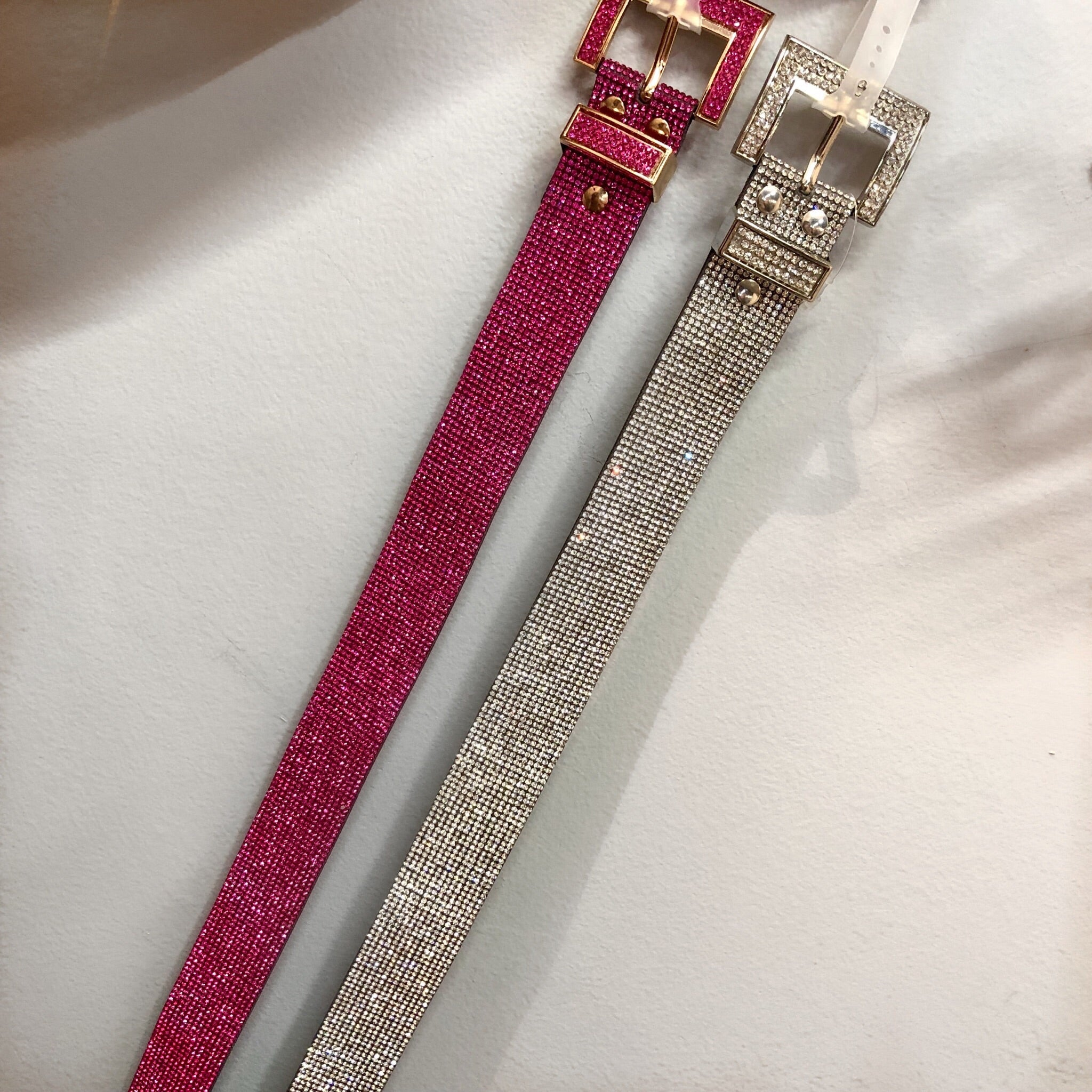 Disco Babe Belt- 2 GROOVY COLORS