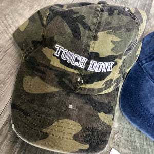 Camo Touch Down Hat