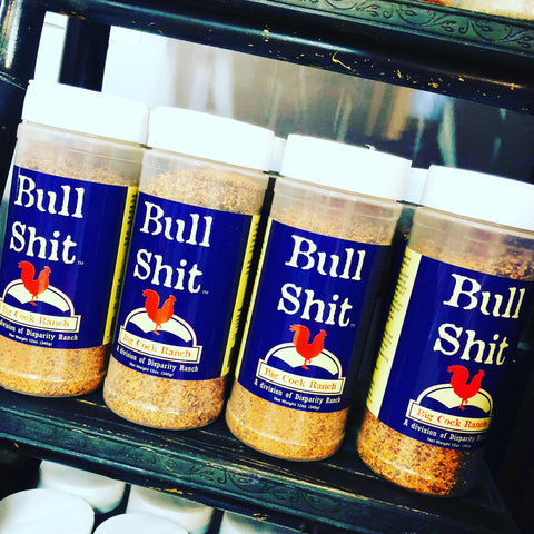Bull Sh*t Seasonings