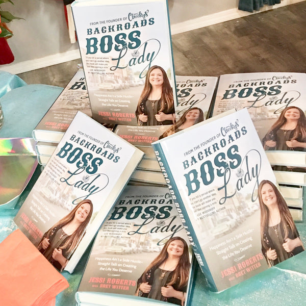 Backroads Boss Lady Book