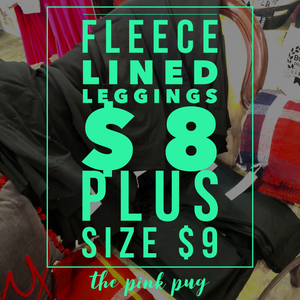 Plus Size Black Friday Special Leggings