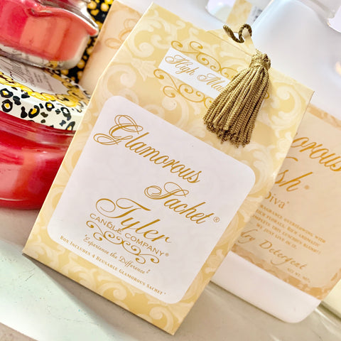 Tyler Candle Company Scent Sachet- 5 SCENTS