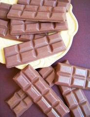 Chocolate Candy Bar Soap Set