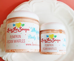 Pumpkin Pecan Waffles Whipped Body Butter