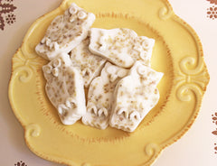 Oatmeal Owl Soap Set