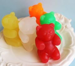 Fruity Bear Gummy Soap