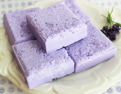 Lavender Linen Salt Bar