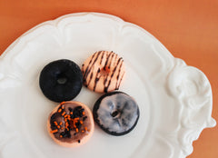 Halloween Donut Mini 4 Pack