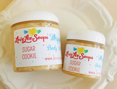 Sugar Cookie Whipped Body Butter