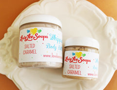 Salted Caramel Whipped Body Butter