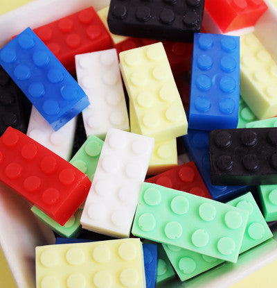 Building Block Soap Set