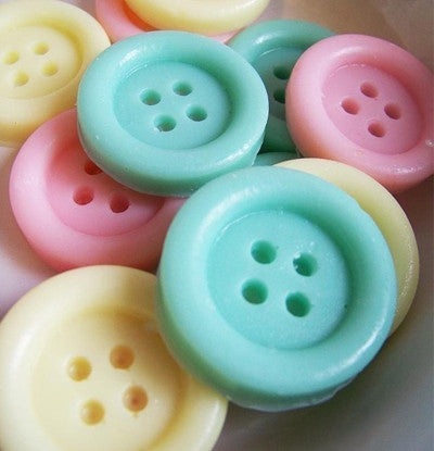 Cute as a button soap set