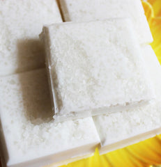 Coconut Milk Salt Bar