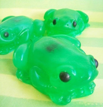 Cucumber Melon Frog Soap