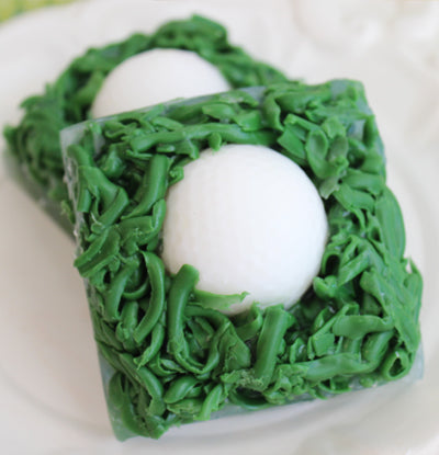 Golf Ball Soap Bar