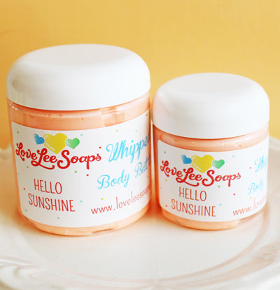 Hello Sunshine Whipped Body Butter