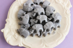 Elephant Lavender Mini Soap Set