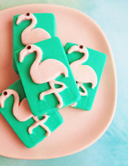 Flamingo Soap Bar
