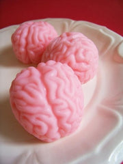 Strawberry Brain Soap Set