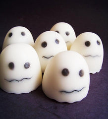 Mini Ghost Soap Set