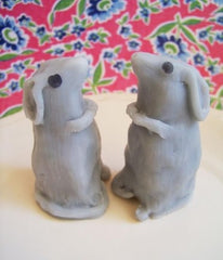 Lavender Mice Soap Set