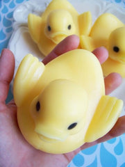 Banana Rubber Ducky Soap