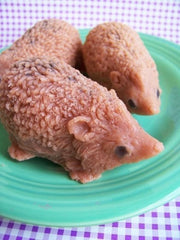 Cinnamon Hedgehog Soap