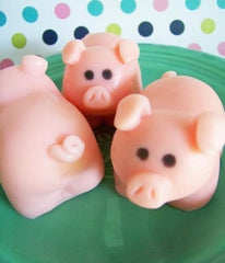 Strawberry Pig Soap
