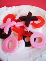 Hugs and Kisses Valentine Soap Set
