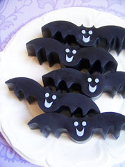 Black Cherry Bat Soap