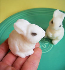 Woodland Lavender Bunny Soap Set
