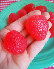 Juicy Strawberry Soap Set