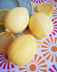 Juicy Citrus Lemon Soap