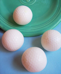 Peppermint Golf Ball Soap Set