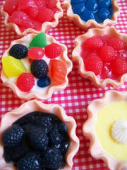 Mini Fruit Pie Soap
