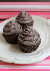 Chocolate Fudge Cupcake Soap
