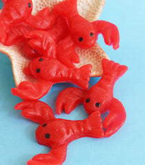 Cherry Lobster Soap Set