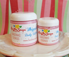 Christmas Cookies Whipped Body Butter