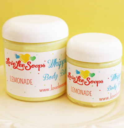Lemonade Whipped Body Butter
