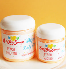 Peach Daiquiri Whipped Body Butter