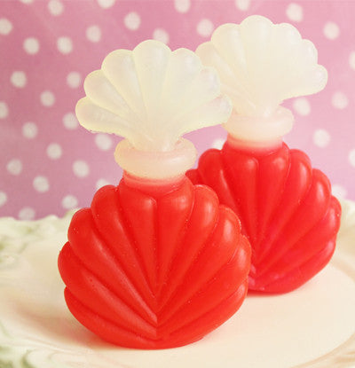 Fancy Perfume Bottle Soap