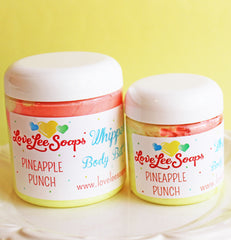 Pineapple Punch Whipped Body Butter