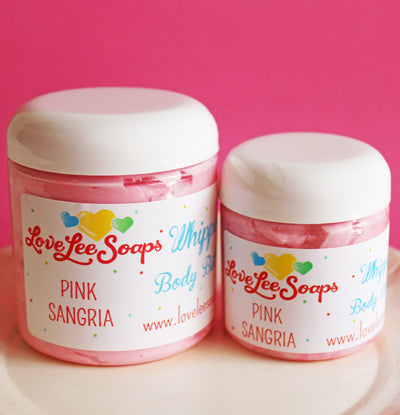 Pink Sangria Whipped Body Butter