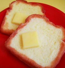 Toast With Butter Soap