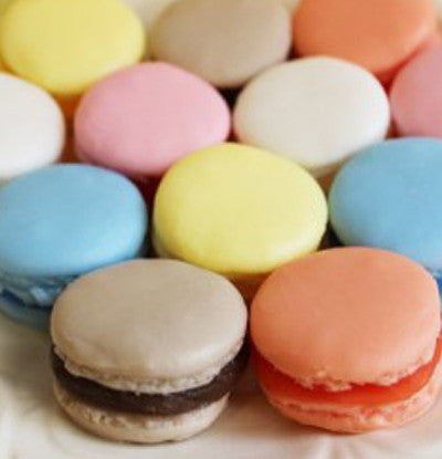 Mini French Macaron Soap Set